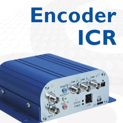 Dedicated Micros Encoder ICR Encoding Analog Camera To IP Stream