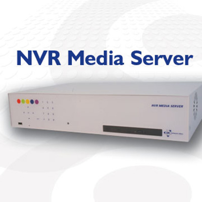 Dedicated Micros NVR Media Server 3 TB storage