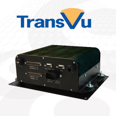 Dedicated Micros TransVu 2 digital recorder for vehicle surveillance