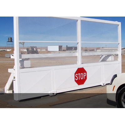 Delta Scientific Corporation DSC 288 high security sliding gate