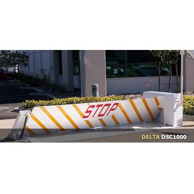 Delta Scientific Corporation DSC1000 crash-tested vehicle barrier