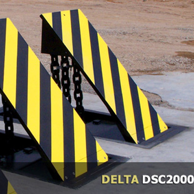 Delta Scientific Corporation DSC2000 Shallow Foundation Barricade
