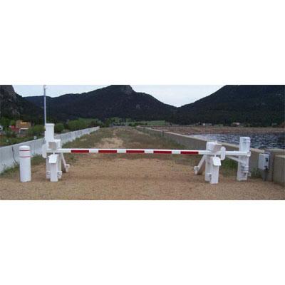 Delta Scientific Corporation DCS7500 Manual beam barrier