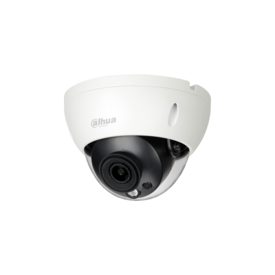 Dahua Technology IPC-HFW5241RP-ASE 2MP WDR IR Dome WizMind Network Camera, WDR, PAL