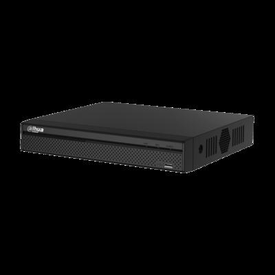 Dahua Technology XVR5104HS-4KL-X 4 Channel Penta-brid 4K Compact 1U Digital Video Recorder