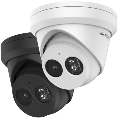 Hikvision DS-2CD2343G2-I(U) 4 MP WDR Fixed Turret Network Camera
