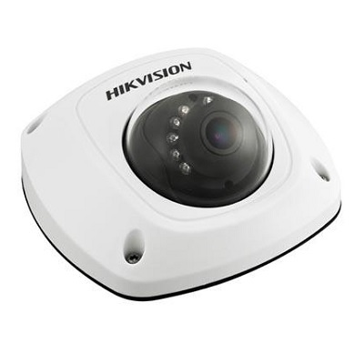 Hikvision DS-2CD254PFWD-I(W)(S) 4MP WDR Mini Dome Network Camera