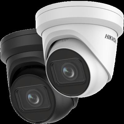 Hikvision DS-2CD2H43G2-IZS 4 MP WDR EXIR Motorized Varifocal Turret Network Camera