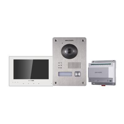 Hikvision 2-Wire Modular Video Intercom