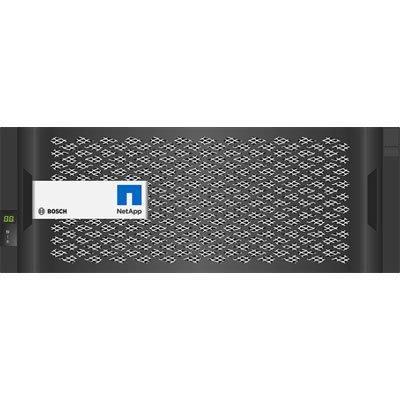 Bosch DSA-N6C8X4-60AT 60x4TB 4U dual controller storage system base unit