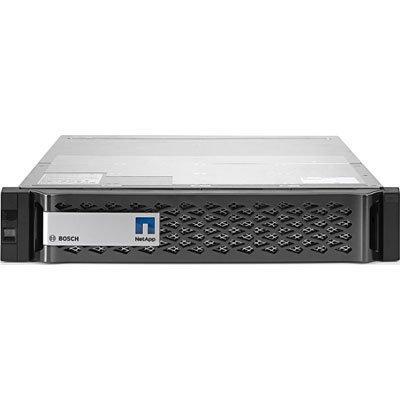 Bosch DSA-N2C8X8-12AT 12x8TB 2U dual controller storage system base unit