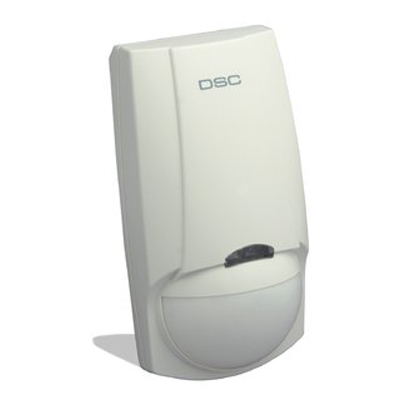 DSC LC-103-PIMSK-W PIR and microwave detector with anti-masking and pet immunity