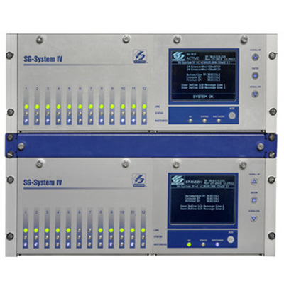 DSC System IV virtual receiver
