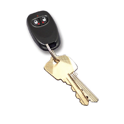 DSC WS4969 4-Button Wireless Keys with Built-in Flashlight
