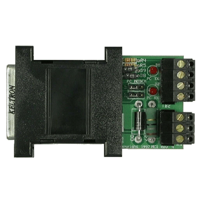 DSX DSX-MCI single channel RS-232 to RS-485 converter