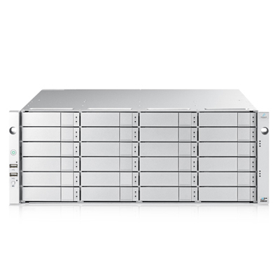 Promise Technology E5800f high-performance Fibre Channel to SAS storage solution
