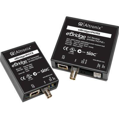 Altronix eBridge1PCRTX EoC Single Port Adapter Kit