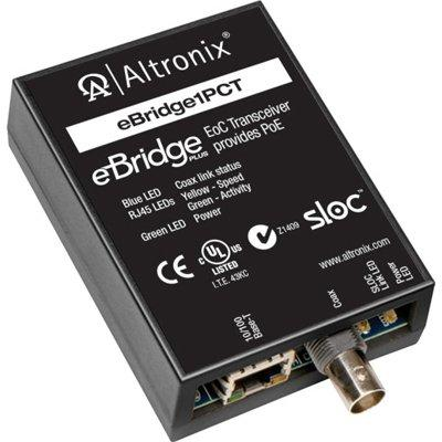 Altronix eBridge1PCT EoC Single Port Transceiver