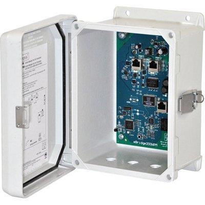Altronix eBridge200WPMH EoC or Long Range Ethernet 2 Port Transceiver