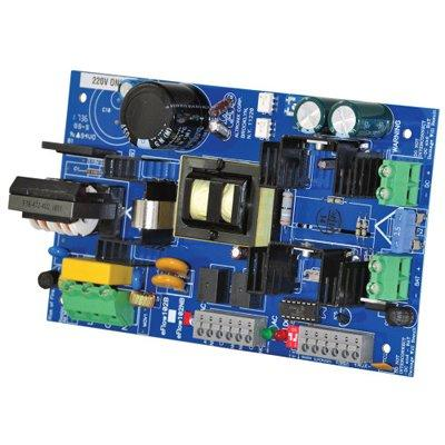 Altronix eFlow102NBV Power Supply Charger, Single Output, 12VDC @ 10A, Aux Output, FAI, LinQ2 Ready, 220VAC, Board