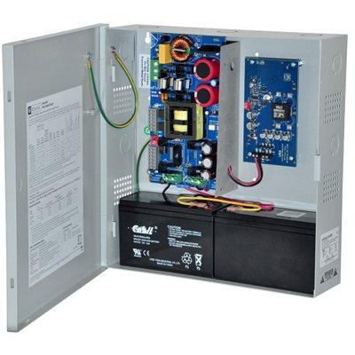 Altronix eFlow104NK1 Dual Output Power Supply/Charger Kit, BC300 Enclosure