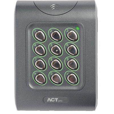 Vanderbilt EM1050e ACTpro Prox 125 Reader with keypad