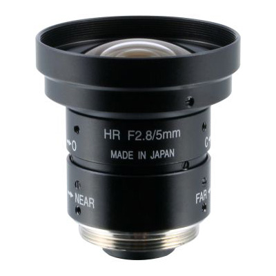 eneo B0528MV-MP high resolution ultra wide angle lens with 5 mm focal length