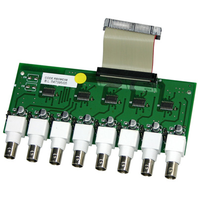 eneo EKR-EB expansion kit to 16 inputs/4 outputs for EKR-8/4