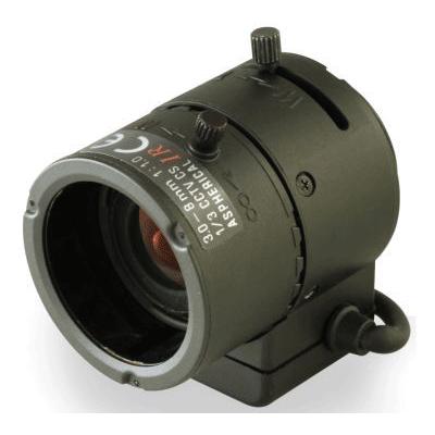 eneo F03Z2.6M-NFSHR CCTV camera lens with aspherical lens elements