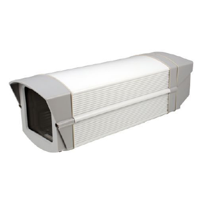 eneo VHM/DP-ECL210-W dust resistant housing, insulated camera mounting and fold-down housing body