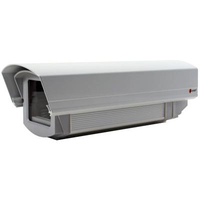 eneo VHM/ECLKB-210-W weatherproof CCTV camera housing with heater