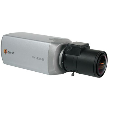 eneo VK-1316S/12V 1/3-inch day & night camera with 570 TVL