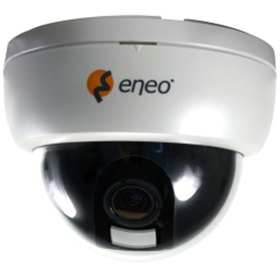 eneo VKCD-1333SM/49 fixed day & night colour dome camera with 600 TVL