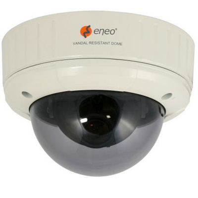eneo VKCD-1335SMH/VF fixed day & night colour dome camera with 600 TVL