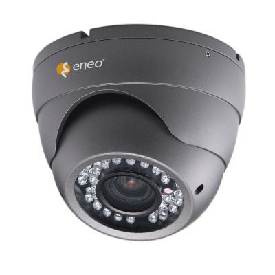 eneo VKCD-1337/IR dome camera with IR illumination