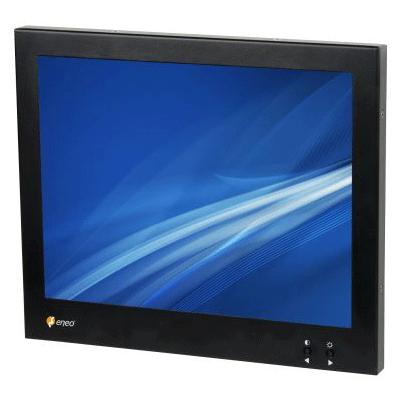 eneo VMC-10.4LCD-CM CCTV monitor with multi language on-screen menu control