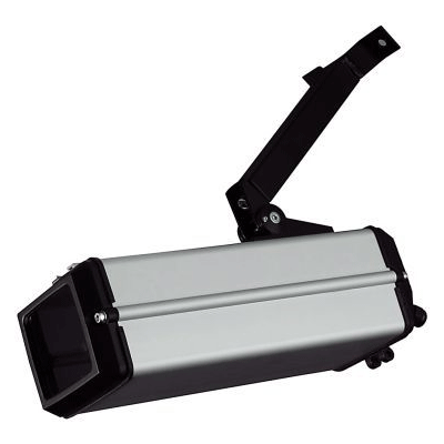 eneo VTL-D/N2 CCTV camera housing with dust-proof and IP66 protection