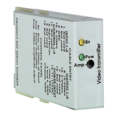 eneo VZZ-4/M2 twisted pair transmitter card