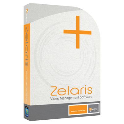 eneo ZELARIS ANALYZE object analysis, extension module for ZELARIS, License per Channel 1-4
