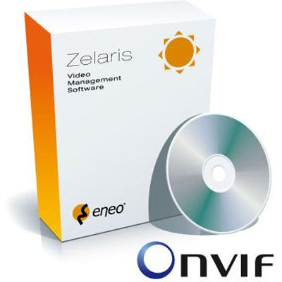 eneo ZELARIS SERVER video management software