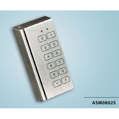 Everswitch ASM0802S access control reader with Piezoelectric keypad from Baran Advanced Technologies