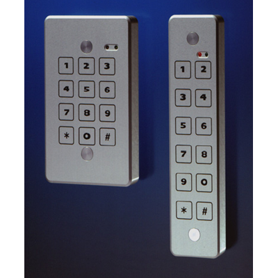 Everswitch ASW2626S-ASW2634S access control reader with integrated keypad from Baran Advanced Technologies