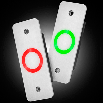 Everswitch presents the AT1-Exit Switch - a Piezo push button