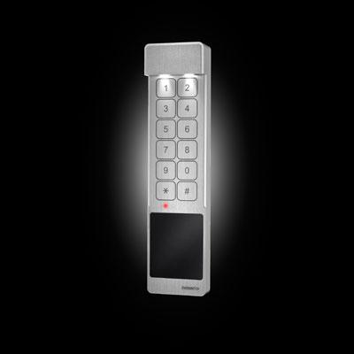 Everswitch NEW slim illuminated keypad/reader
