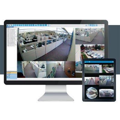 exacqVision Pro video management software