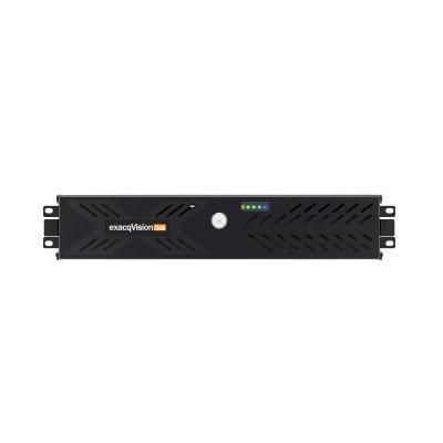 exacqVision 1608-28T-2Z-2 Rackmount 2U Hybrid Recorder