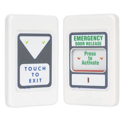 Gallagher Monitored Emergency Exit Cover