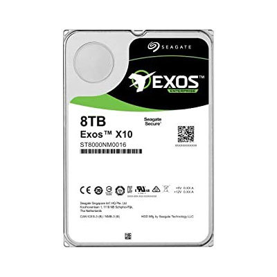 Seagate ST8000NM0206 8TB Centralized Back-End Storage