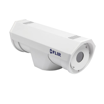 FLIR Systems F-606 Thermal Security Cameras With IP And Analog Functionality