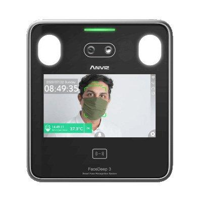 Anviz FaceDeep 3 Smart Face Recognition Terminal